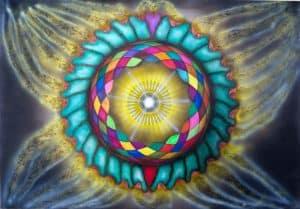 Mandala. Favoriser l'essence naturelle des choses.