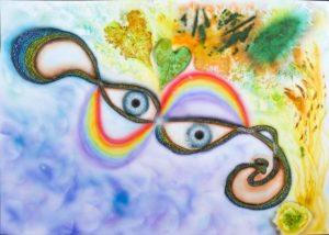Peinture Union cérébrale acquise