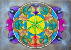 Mandala. Vérité intérieure.